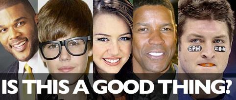 celebrity christians