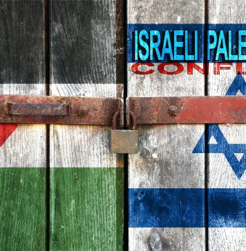 Israeli-Palestinian Conflict podcast series