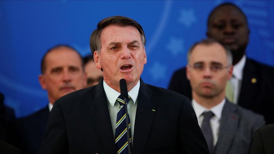 pandemic in Brazil
