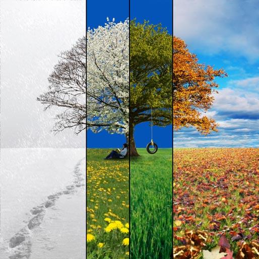 seasons of the journey