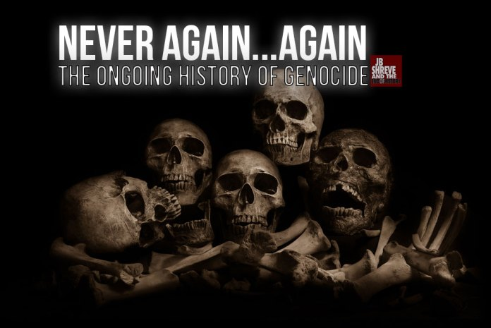 history of genocide podcast