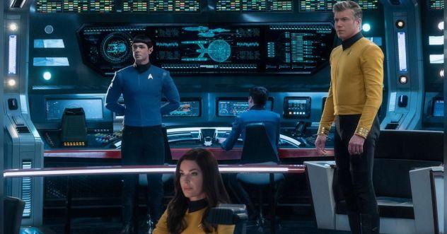 Strar Trek Brave New Worlds