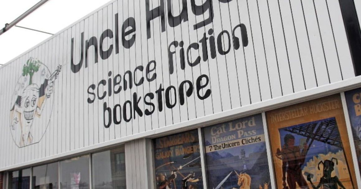 Uncle Hugo's science fiction bookstore in Minneapolis