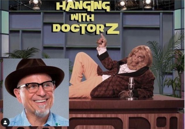 Hanging with Doctor Z