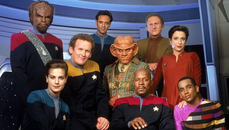 Deep Space Nine cast