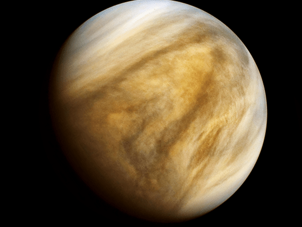 Venus' clouds might be too dry to harbour life