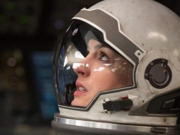 Interstellar astronaut