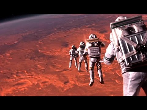 We're still waiting for the definitive Mars movie