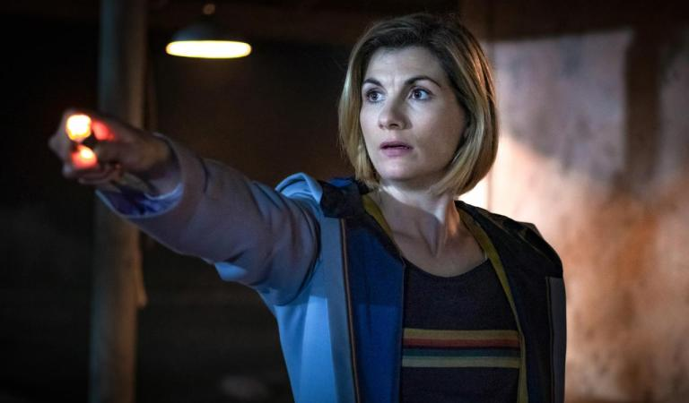 Jodie Whittaker is stepping down from her Doctor Who role