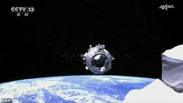 China has big plans for outer space
