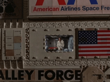 Valley Forge from Silent Running