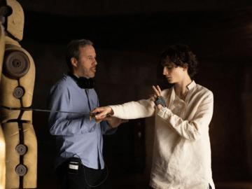 Denis Villeneuve directs Dune