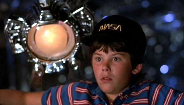 Get ready for the return of 'Flight of the Navigator'