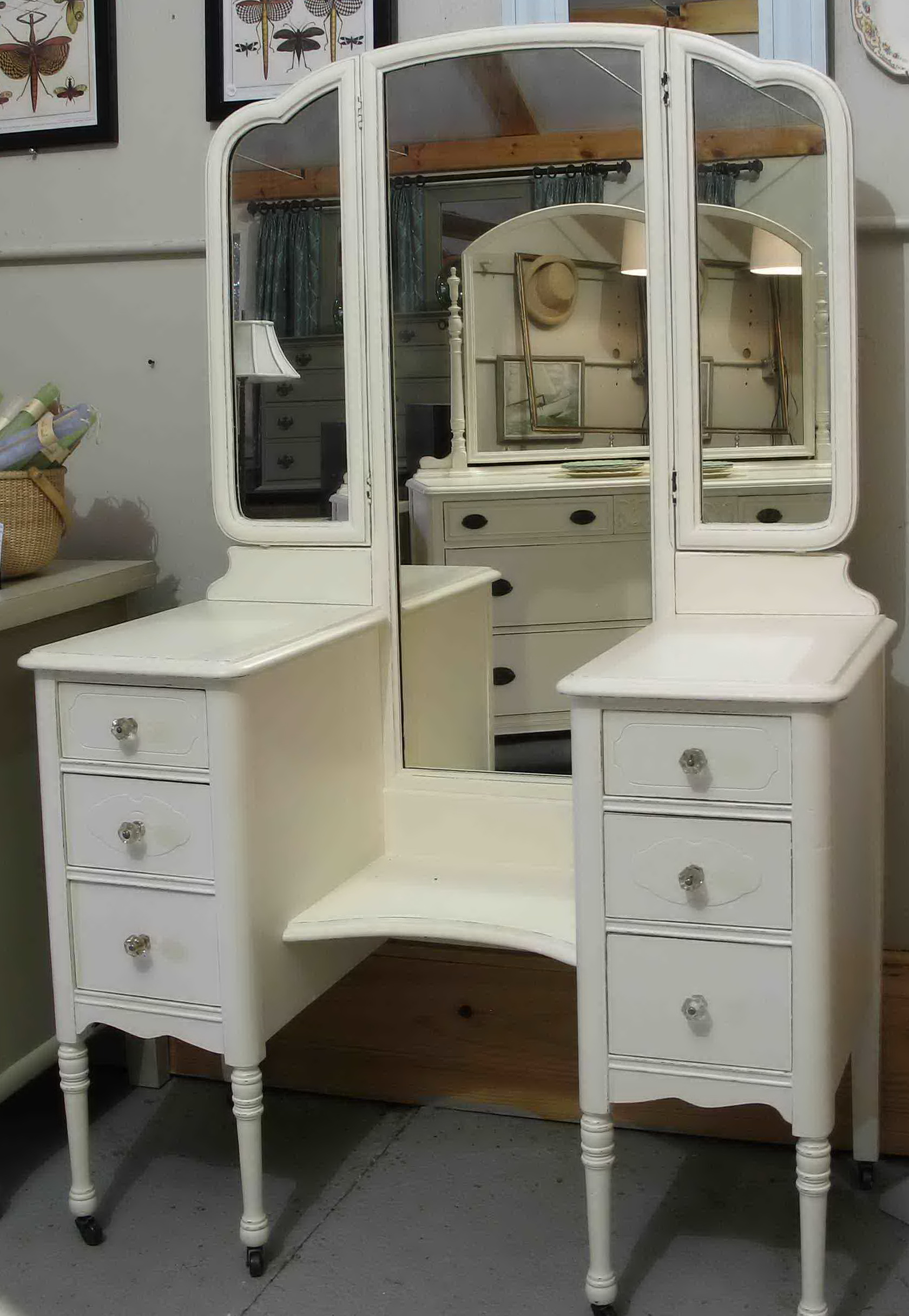 Tri Fold Vanity Mirror Sale Home Design Ideas