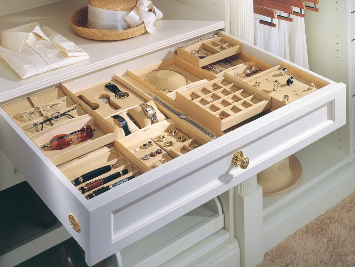 Diy Closet Organizer Drawers Home Design Ideas