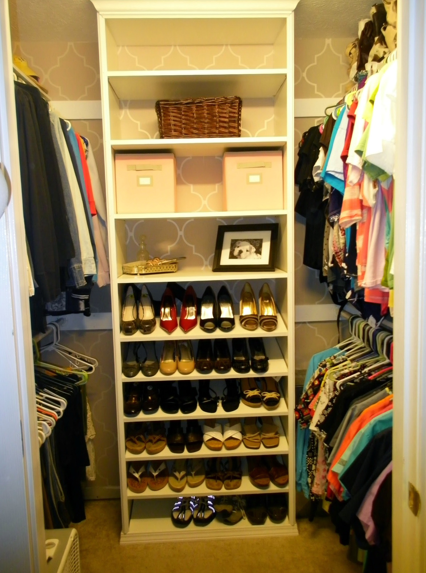 Diy Closet Organizer Projects Home Design Ideas