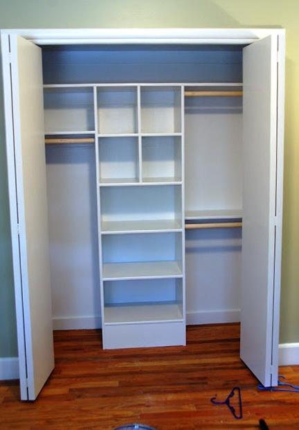 Ideas Closet Storage Bedroom