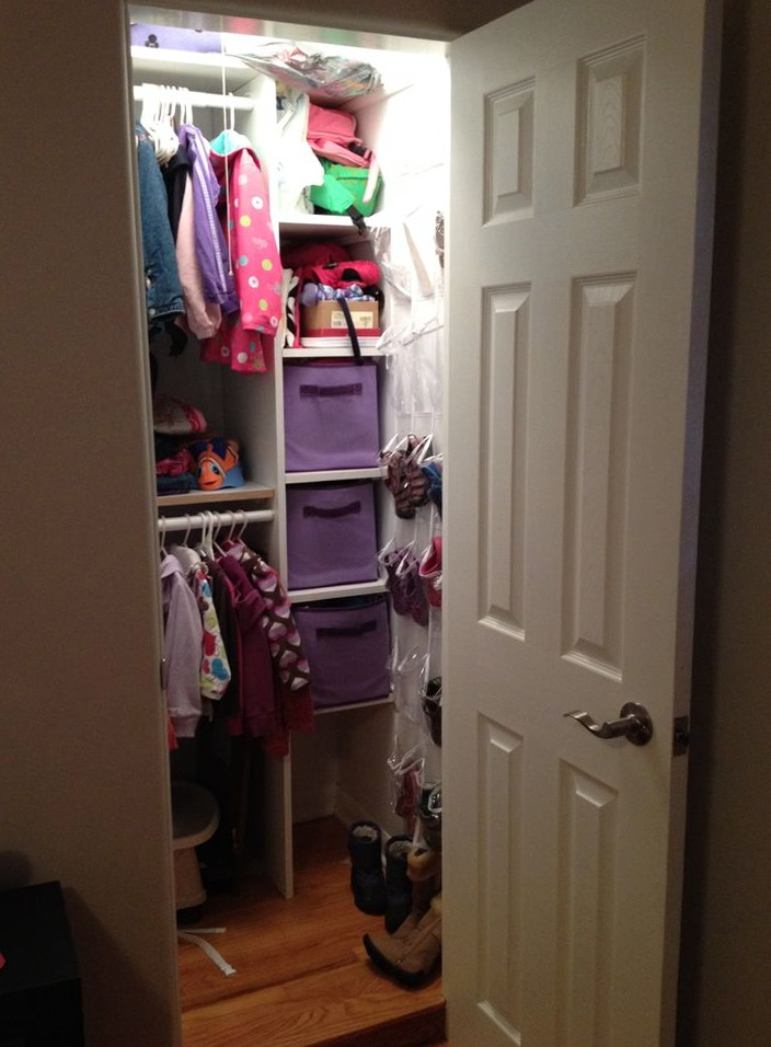 Small Closet Organization Pinterest Home Design Ideas