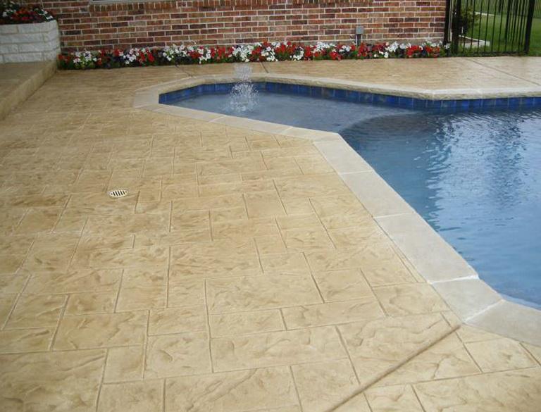 Pool Deck Resurfacing Options Home Design Ideas