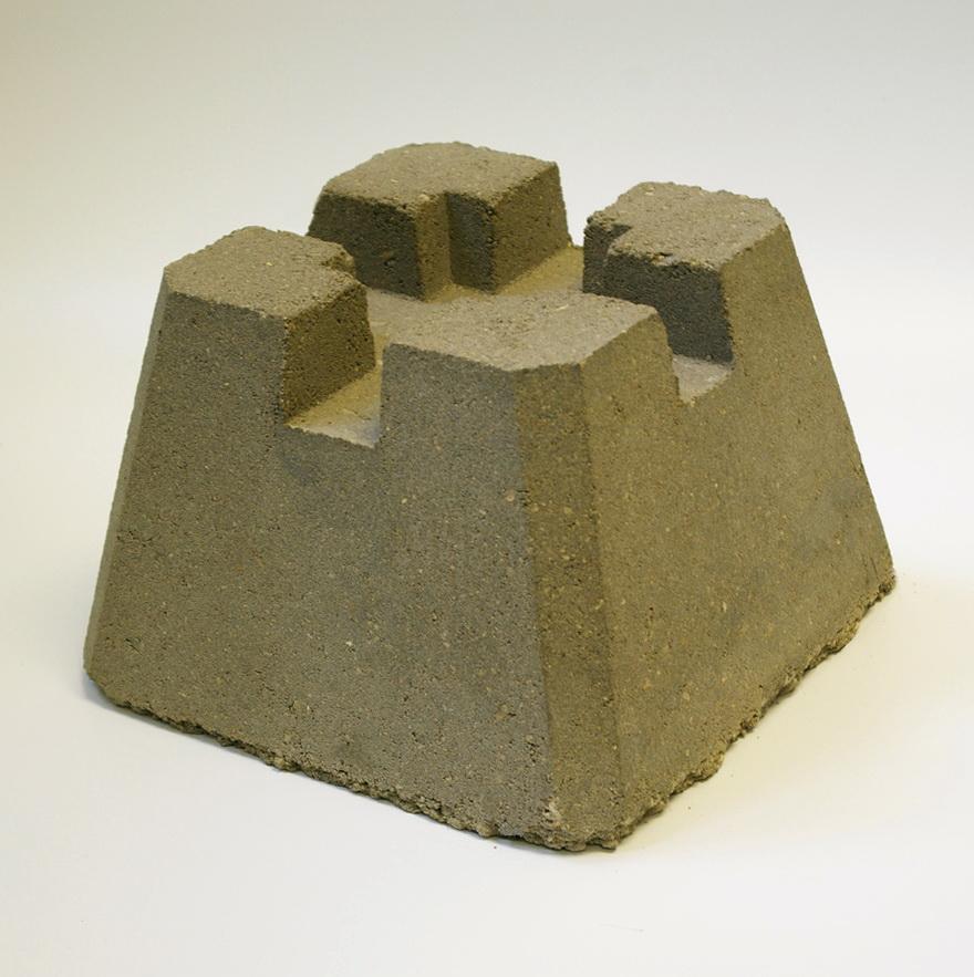 Concrete Deck Block Dimensions Home Design Ideas