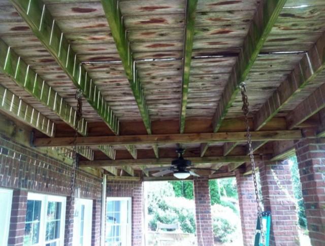 Waterproof Under Deck Lighting Home Design Ideas