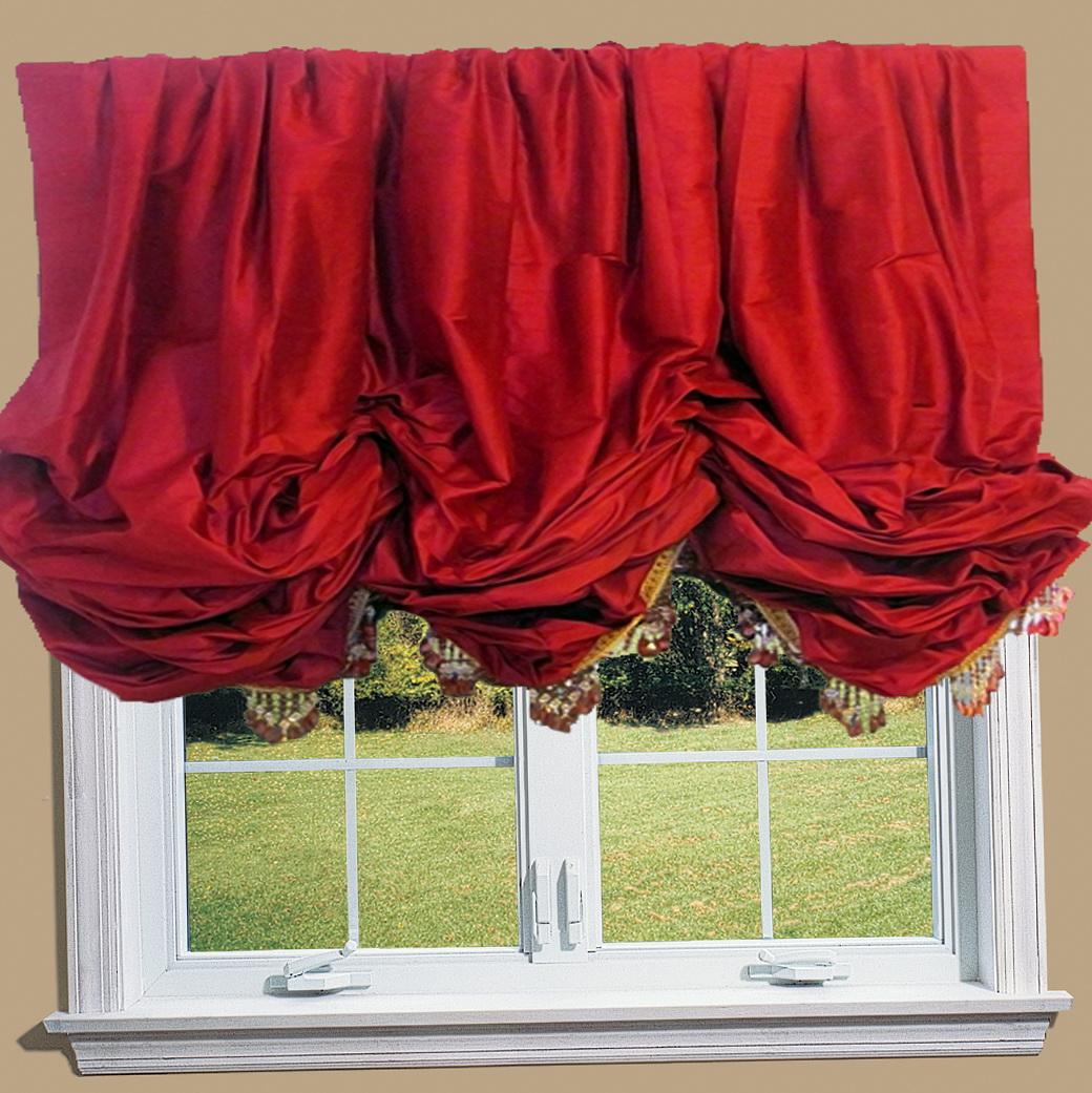 Balloon Shade Curtains At Target Home Design Ideas