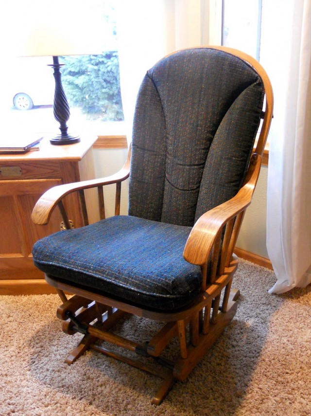 Glider Rocker Cushion Set Replacement Home Design Ideas