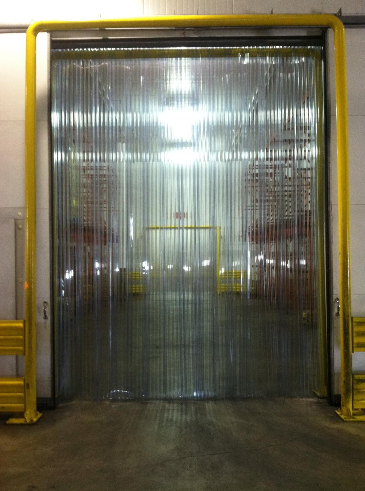 Door Curtains Plastic Premflex Curtain
