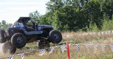 Jeep Purists Racing
