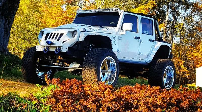 Jeep Build Showcases Shop Talent The Engine Block