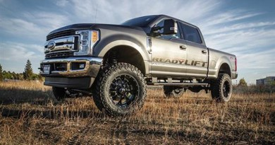 Lift It - ReadyLIFT 2017 Ford Super Duty