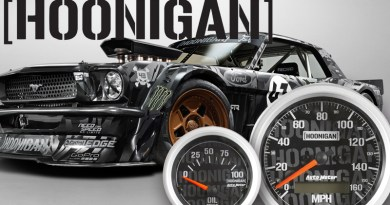 Auto Meter Hoonigan Gauges