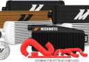 Intercooler Kits Crafted by Mishimoto