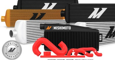 Intercooler Kits by Mishimoto