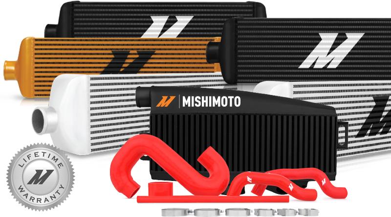 Intercooler Kits by Mishimoto