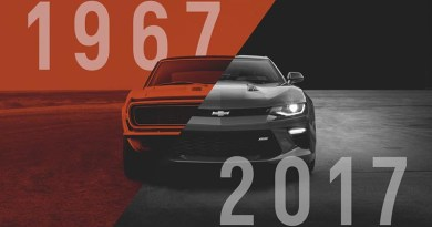 2017 Chevrolet Camaro Turns Fifty