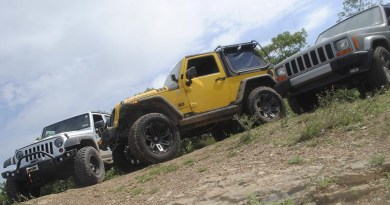 Four Wheeling - National and State Parks