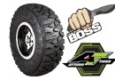 Meet the New BOSS; Atturo's New Extreme Mud Terrain Tire is the BOSS of the trail