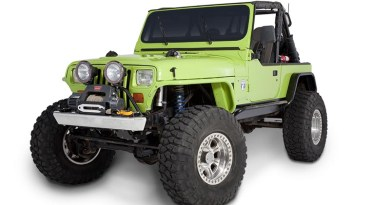 Dura Grip Positraction - Jeep Purist