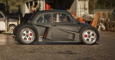 Auto Industry News Oemmedi Meccanica Fiat 500 - Courtesy of Super Street