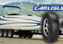 Tow, Tow, Tow Your Boat – Carlisle Radial Trail HD Sets The Standard In The Industry For High-Speed Trailer Tires