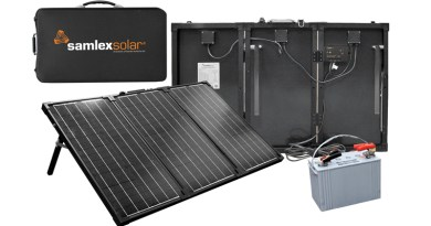 Samlex Solar harnesses the sun's rays