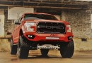 Industry Professional's 2015 Ford F-150 is Ultimate Cherry Bomb Build