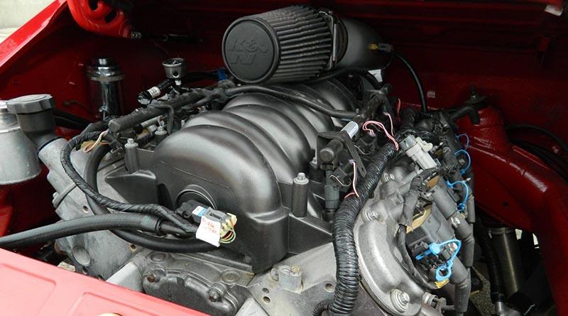 Roadandtrack Com Ls1 V8 The Engine Block