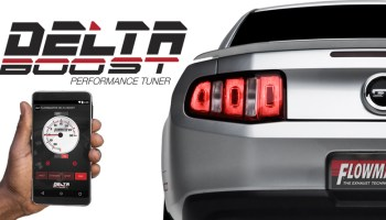 Flowmaster Delta Boost Performance Tuners - The Engine Block