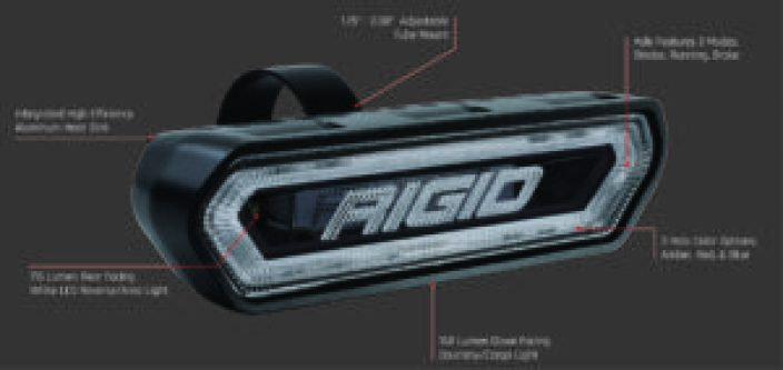 Chase LED from RIGID