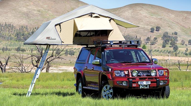 Overlanding Vehicle - ARB