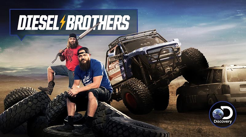 TV's hottest truck shows - Diesel Brothers