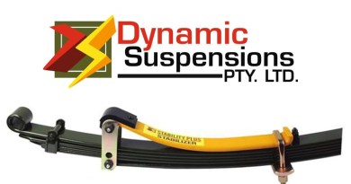 Dynamic Suspensions-THE STABILIZER