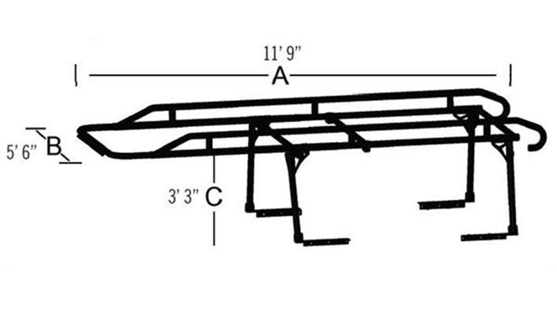 TFX Contractor Rack